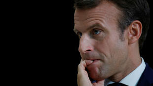 French President Emmanuel Macron has reacted angrily to the European Parliament's rejection of his candidate for the EU executive body.